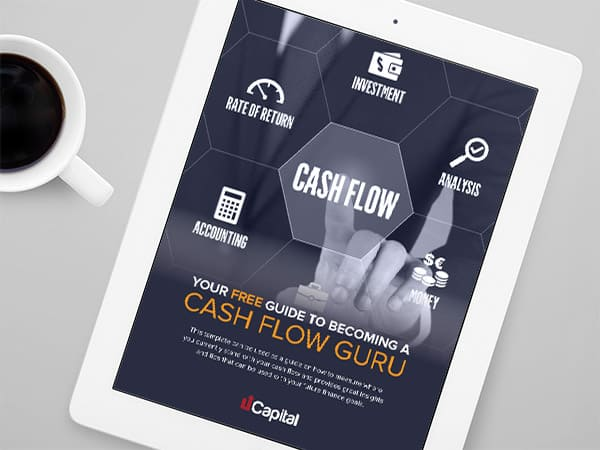 UCapital Cash Flow Guru eBook
